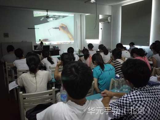 教学环境-华元手绘官网|手绘培训|快题培训|最好的