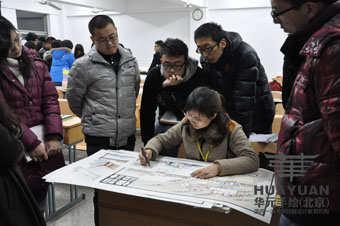 手绘培训  快题培训 华元手绘 手绘中国营 建筑快题 景观快题 规划快题